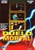 Duelo Mortal - Poster / Capa / Cartaz - Oficial 2