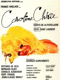 Os Amantes de Carolina - Poster / Capa / Cartaz - Oficial 1