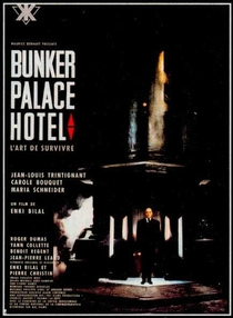 Bunker Palace Hotel - Poster / Capa / Cartaz - Oficial 1