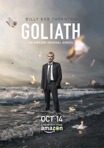 Goliath (1ª Temporada) - Poster / Capa / Cartaz - Oficial 1