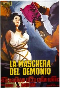 A Máscara de Satã - Poster / Capa / Cartaz - Oficial 2