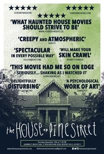 The House on Pine Street - Poster / Capa / Cartaz - Oficial 2