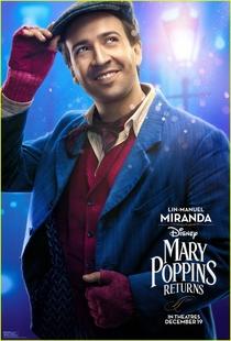 O Retorno de Mary Poppins - Poster / Capa / Cartaz - Oficial 9