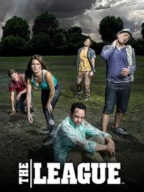 The League (6ª temporada) - Poster / Capa / Cartaz - Oficial 1