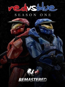Red Vs Blue (1ª Temporada) - Poster / Capa / Cartaz - Oficial 1