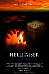 Hellraiser: Prophecy - Poster / Capa / Cartaz - Oficial 1