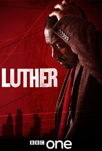 Luther (1ª Temporada) - Poster / Capa / Cartaz - Oficial 1