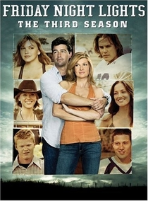 Friday Night Lights (3ª Temporada) - Poster / Capa / Cartaz - Oficial 1