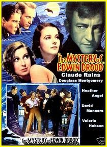 O Mistério de Edwin Drood  - Poster / Capa / Cartaz - Oficial 1
