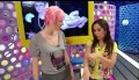 Tata Werneck e Marimoon | Acesso MTV (29/08/11) 1/5