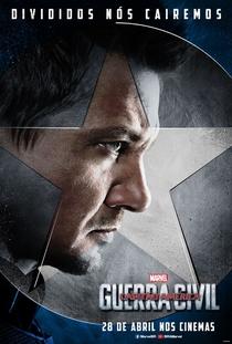 Capitão América: Guerra Civil - Poster / Capa / Cartaz - Oficial 36