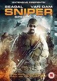 Sniper: Operações Especiais - Poster / Capa / Cartaz - Oficial 2