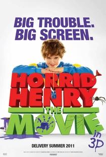 Henry O Terrível – O Filme - Poster / Capa / Cartaz - Oficial 1