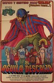 El águila descalza - Poster / Capa / Cartaz - Oficial 1