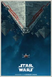 Star Wars: A Ascensão Skywalker - Poster / Capa / Cartaz - Oficial 4