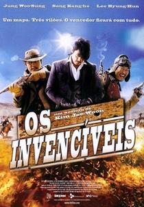 Os Invencíveis - Poster / Capa / Cartaz - Oficial 2