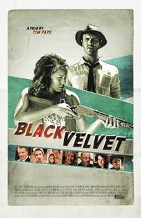 Black Velvet - Poster / Capa / Cartaz - Oficial 1
