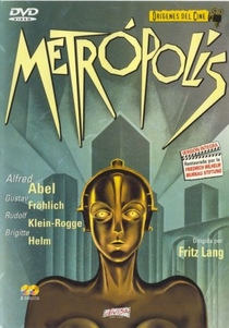 Metrópolis - Poster / Capa / Cartaz - Oficial 8