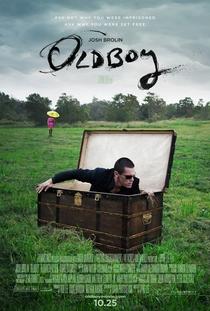 Oldboy: Dias de Vingança - Poster / Capa / Cartaz - Oficial 1