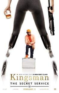 Kingsman: Serviço Secreto - Poster / Capa / Cartaz - Oficial 7