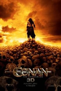 Conan, o Bárbaro - Poster / Capa / Cartaz - Oficial 2