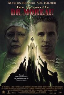 A Ilha do Dr. Moreau - Poster / Capa / Cartaz - Oficial 2