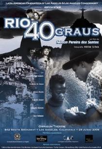 Rio, 40 Graus - Poster / Capa / Cartaz - Oficial 2