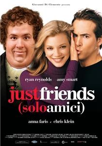 Apenas Amigos - Poster / Capa / Cartaz - Oficial 1
