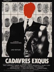 Cadáveres Ilustres - Poster / Capa / Cartaz - Oficial 1
