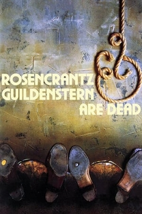 Rosencrantz e Guildenstern Estão Mortos - Poster / Capa / Cartaz - Oficial 5