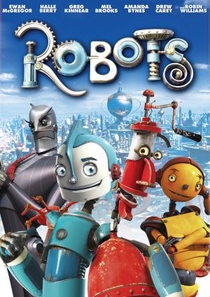 Robôs - Poster / Capa / Cartaz - Oficial 4