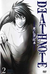 Death Note (1ª Temporada) - Poster / Capa / Cartaz - Oficial 22