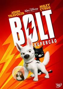 Bolt - Supercão - Poster / Capa / Cartaz - Oficial 2