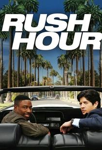 A Hora do Rush (1ª Temporada) - Poster / Capa / Cartaz - Oficial 3