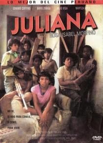 Juliana - Poster / Capa / Cartaz - Oficial 2