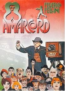 Amarcord - Poster / Capa / Cartaz - Oficial 14