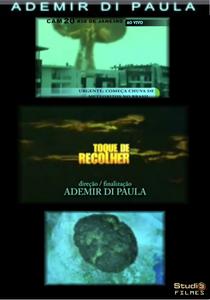 Toque de Recolher - Poster / Capa / Cartaz - Oficial 1