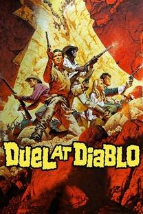 Duelo em Diablo Canyon - Poster / Capa / Cartaz - Oficial 5