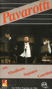 Pavarotti no Madison Square Garden - Poster / Capa / Cartaz - Oficial 1