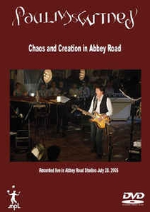 Paul McCartney Chaos and Creation at Abbey Road - Poster / Capa / Cartaz - Oficial 1
