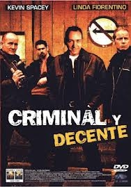 Um Criminoso Decente - Poster / Capa / Cartaz - Oficial 3