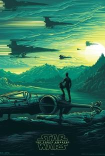 Star Wars, Episódio VII: O Despertar da Força - Poster / Capa / Cartaz - Oficial 17