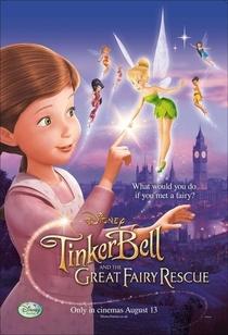 Tinker Bell e o Resgate da Fada - Poster / Capa / Cartaz - Oficial 4