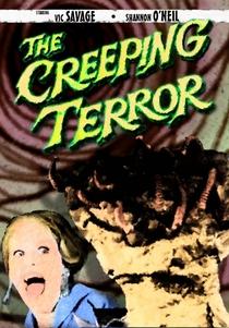 The Creeping Terror - Poster / Capa / Cartaz - Oficial 1