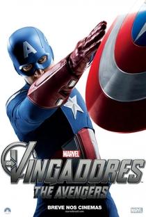 Os Vingadores - Poster / Capa / Cartaz - Oficial 21