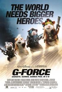 Força G - Poster / Capa / Cartaz - Oficial 15