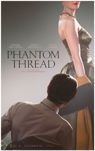 Trama Fantasma - Poster / Capa / Cartaz - Oficial 10