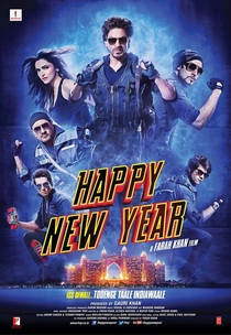 Happy New Year - Poster / Capa / Cartaz - Oficial 1