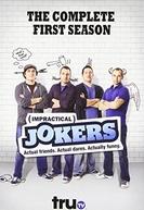 Tirando a Maior Onda (1ª Temporada) (Impractical Jokers (Season 1))