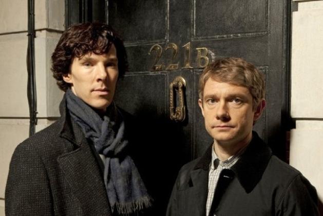 Benedict Cumberbatch confirma quarta temporada de Sherlock!